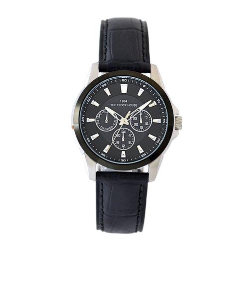 ザ・クロックハウス ソーラー MBCMY1611-05 腕時計 就活 入学 就職 ギフト プレゼント ビジネス カジュアル