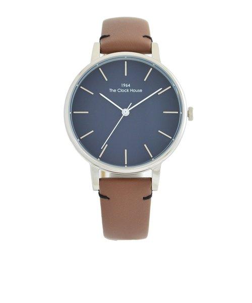 ザ・クロックハウス MCA5001-NV1B 腕時計 就活 入学 就職 ギフト プレゼント カジュアル