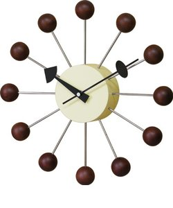 ジョージ・ネルソン 掛時計 置時計 インテリア GN397WB