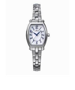 ザ・クロックハウス ソーラー LBC1002-WH6ALIM 腕時計 就活 入学 就職 ギフト プレゼント ビジネス カジュアル