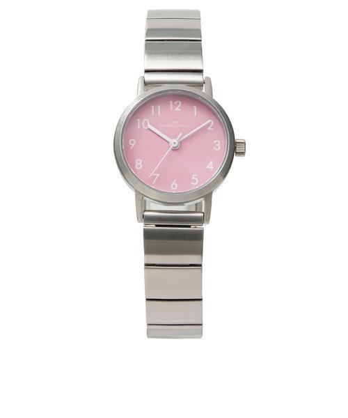 ザ・クロックハウス ソーラー LNC1001-PK1A 腕時計 就活 入学 就職 ギフト プレゼント ナチュラル カジュアル