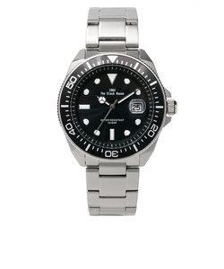 ザ・クロックハウス ソーラー MSC1001-BK1A 腕時計 就活 入学 就職 ギフト プレゼント スポーツ カジュアル