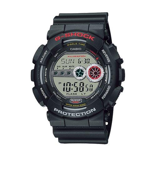 6bcab9ea9c ... Gショック G-SHOCK カシオ CASIO 耐衝撃 防水 腕時計 ブラック系 デジタル 高輝度 ...