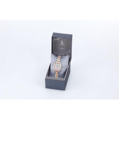 ルキア LUKIA セイコー SEIKO 2018 サマー限定 腕時計 レディース シルバー スワロフスキー レディース腕時計 ステンレスケース SSVW124
