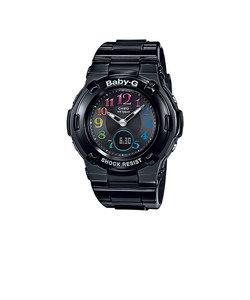 ベビーG BABY-G 腕時計 レディース 耐衝撃 防水 スポーツ トリッパー ブラック 樹脂バンド 黒 タフソーラー 時計 BGA-1110GR-1BJF
