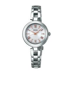 セイコー SEIKO 腕時計 レディース ソーラー電波 SWFH089