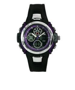 ザ・クロックハウス プチ TCHP1001-BKPU01 腕時計 子供用 防水
