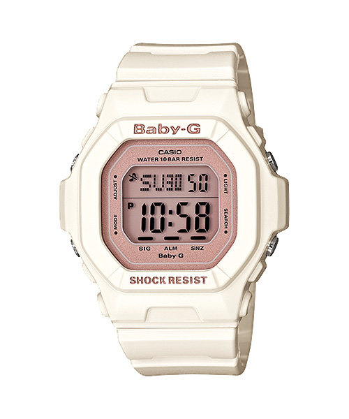 ベビーG BABY-G 腕時計 レディース 耐衝撃 防水 スポーツ BG-5606-7BJF