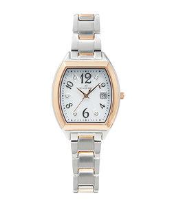 ザ・クロックハウス ソーラー LBC1005-WH2A 腕時計 就活 入学 就職 ギフト プレゼント ビジネス カジュアル