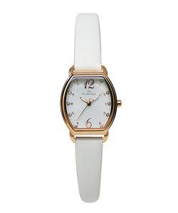 ザ・クロックハウス ソーラー LFC1002-WH2B 腕時計 就活 入学 就職 ギフト プレゼント フェミニン カジュアル