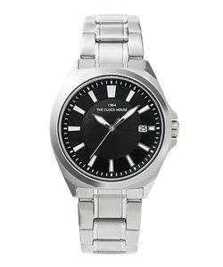 ザ・クロックハウス ソーラー MBC1004-BK2A 腕時計 就活 入学 就職 ギフト プレゼント ビジネス カジュアル