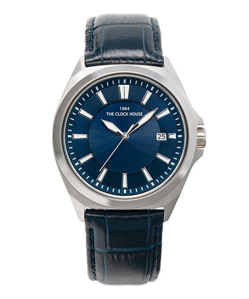 ザ・クロックハウス ソーラー MBC1004-NV1B 腕時計 就活 入学 就職 ギフト プレゼント ビジネス カジュアル