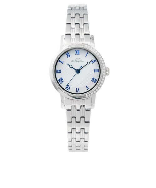 ザ・クロックハウス ソーラー LBF1006-WH1A 腕時計 就活 入学 就職 ギフト プレゼント ビジネス フォーマル