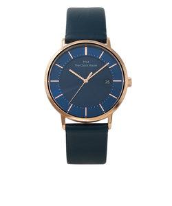 ザ・クロックハウス ソーラー MCA1003-NV1B 腕時計 就活 入学 就職 ギフト プレゼント カジュアル