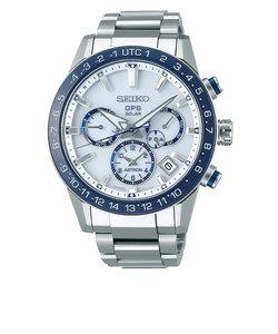 アストロン ASTRON セイコー SEIKO 腕時計 GPSソーラー 衛生 ワールドタイム SBXC013