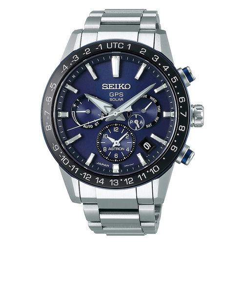 アストロン ASTRON セイコー SEIKO 腕時計 GPSソーラー 衛生 ワールドタイム SBXC015