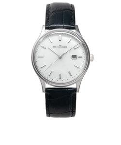 ザ・クロックハウス ソーラー 腕時計 就活 入学 就職 ギフト プレゼント ビジネス フォーマル MBF1007-WH1B