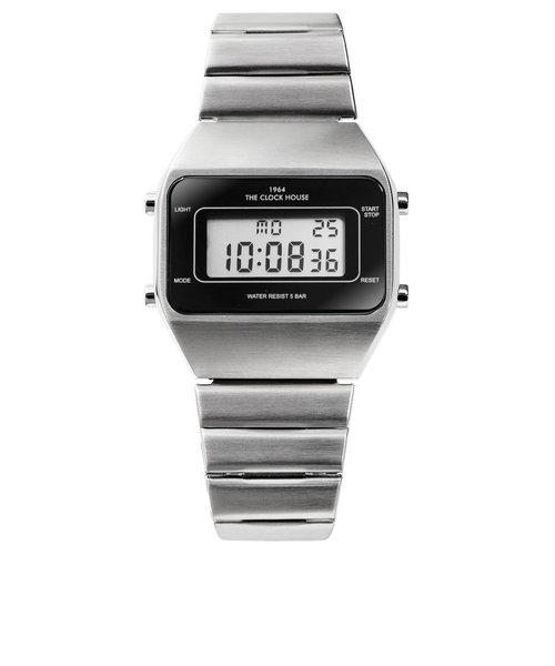 ザ・クロックハウス 腕時計 就活 入学 就職 ギフト プレゼント タウン カジュアル MTC7001-BK1A
