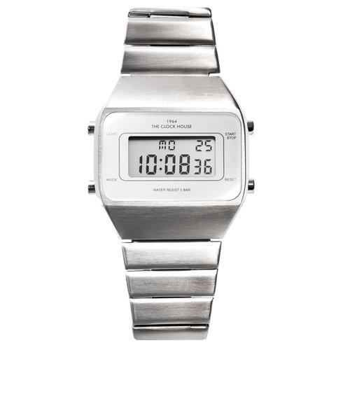ザ・クロックハウス 腕時計 就活 入学 就職 ギフト プレゼント タウン カジュアル MTC7001-WH1A