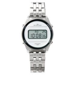 ザ・クロックハウス 腕時計 就活 入学 就職 ギフト プレゼント タウン カジュアル MTC7002-WH1A