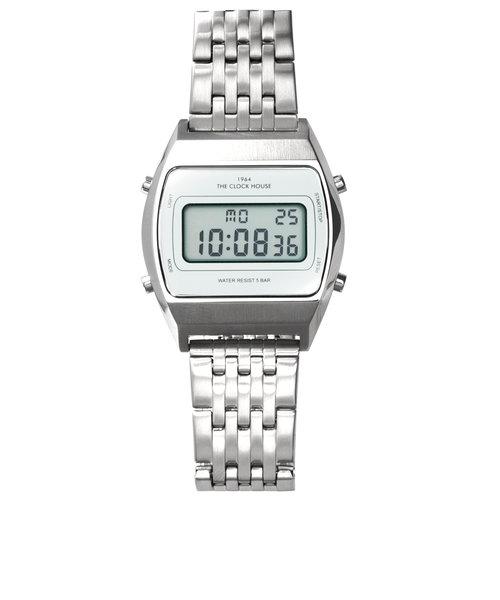 ザ・クロックハウス 腕時計 就活 入学 就職 ギフト プレゼント タウン カジュアル MTC7003-WH1A
