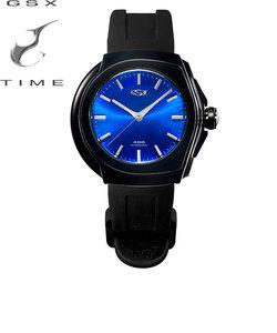 ジーエスエックス[GSX] GSX400BTS 時計 150本限定 トノー型 ラウンド型 メンズ 日本製