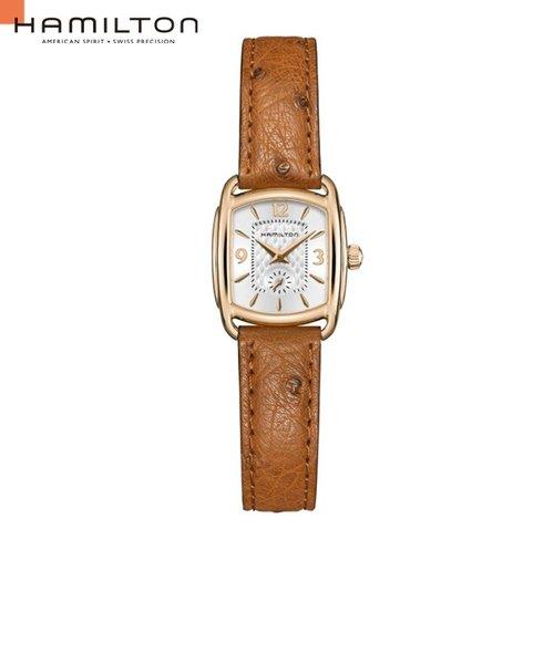 c06d77328b ... ハミルトン ハミルトン[Hamilton] アメリカンクラシック バグリー H12341555 レディース腕時計 ...