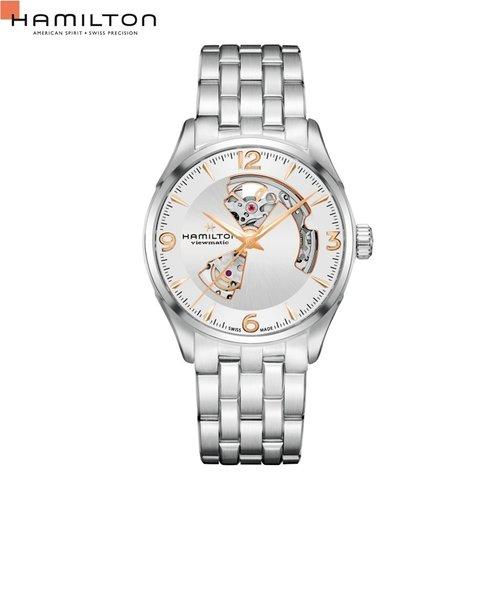 ハミルトン ハミルトン[Hamilton] ジャズマスター オープンハート ジェント H32705151 メンズ腕時計