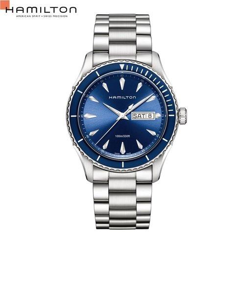 ハミルトン ハミルトン[Hamilton] ジャズマスター シービューデイデイト H37551141 メンズ腕時計