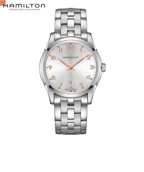 ハミルトン ハミルトン[Hamilton] ジャズマスター シンライン H38511113 メンズ腕時計
