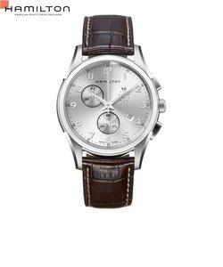 ハミルトン ハミルトン[Hamilton] ジャズマスター シンライン クロノ H38612553 メンズ腕時計