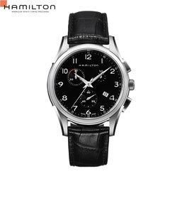ハミルトン ハミルトン[Hamilton] ジャズマスター シンライン クロノ H38612733 メンズ腕時計