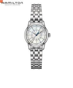 ハミルトン ハミルトン[Hamilton] アメリカンクラシック レイルロード レディ H40311191 レディース腕時計