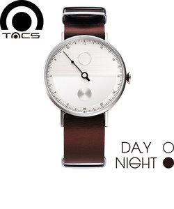 タックス[TACS] FUN TIME DAY & NIGHT TS1602A 24時間表示 デイ&ナイト メンズ レディース