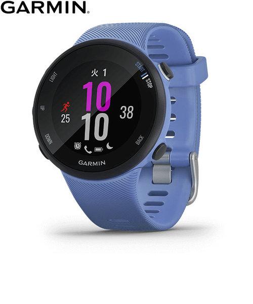 ガーミン [GARMIN] フォアアスリート45S [Foreathlete 45S] 010-02156-41 アイリス GPS スマートウォッチ 軽量 ランニング 光学心拍計 ライフログ 保存 ウェアラブル 腕時計 時計