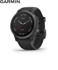ガーミン [GARMIN] フェニックス6Sサファイア [Fenix 6S Sapphire] 010-02159-7D Black DLC GPS スマートウォッチ iphone android ランニング 光学心拍計 ライフログ 保存 ウェアラブル 腕時計