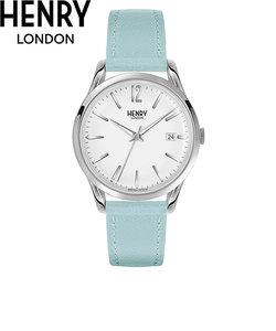 ヘンリーロンドン [HENRY LONDON] ベイズウォーター [BAYSWATER] HL39-S-0409 日付 カレンダー 39mm ペアウォッチ可 メンズ 腕時計 時計