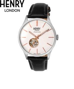 ヘンリーロンドン [HENRY LONDON] ハイゲイト [HIGHGATE] HL42-AS-0279 自動巻 ヴィンテージ メンズ 腕時計 時計