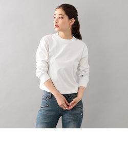 【Champion×LOVELESS/GUILD PRIME】WOMENS 別注ロングスリーブWロゴTシャツ