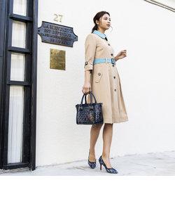 【LOVELESS】WOMEN スカーフイントートバッグ