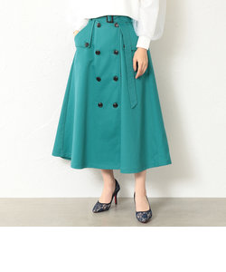 【LOVELESS】WOMEN Dickies×FIDELITY トレンチスカート