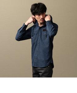 【LOVELESS】MEN クールマックスミリタリーシャツ