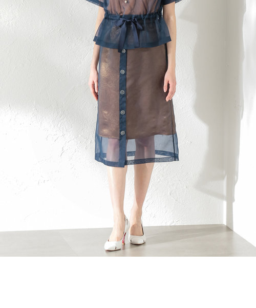 【LOVELESS】WOMEN シアースカート
