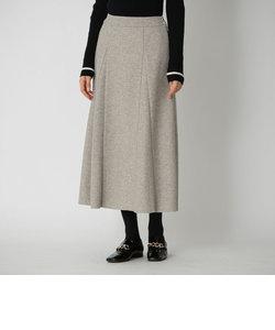 圧縮 フレアスカート