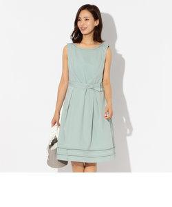 コットンタイプライタードレス