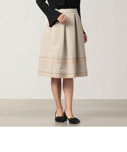 【XSサイズ~】シャイニーグログランスカート