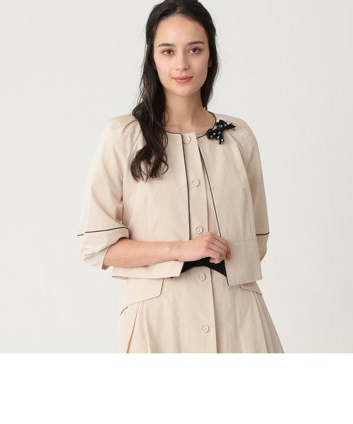 トリアセタフタジャケット