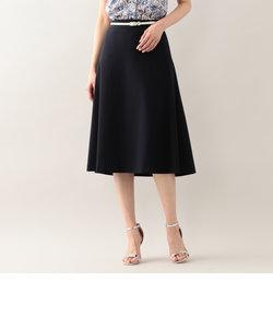 ○○ツイストストレッチフレアースカート