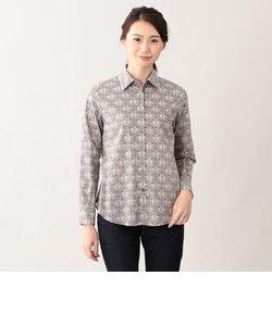 Morris Butterflyリバティプリントシャツ