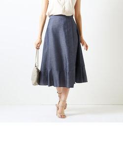 シャルマンダンガリーツイル スカート